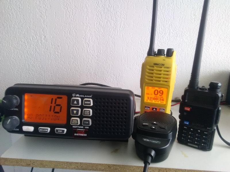 Utiliser sa VHF