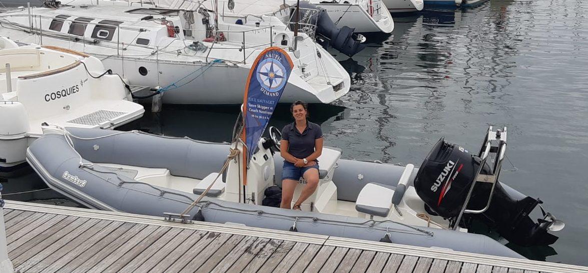 remise à niveau-privatisation bateau moteur Nautic On Demand